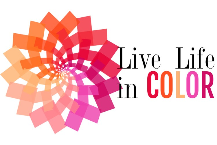 Live Life in COLOR – Free Printable