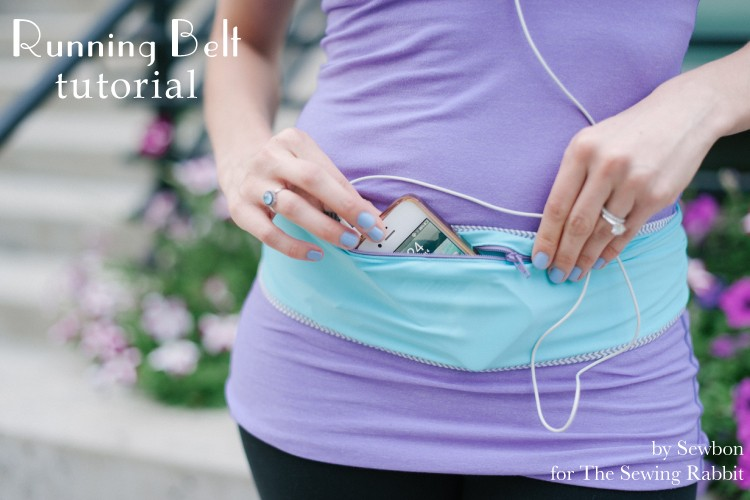 Running Belt DIY