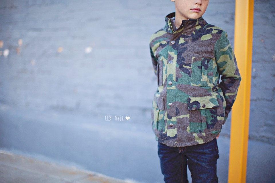 Make this Look – Kids Outerwear