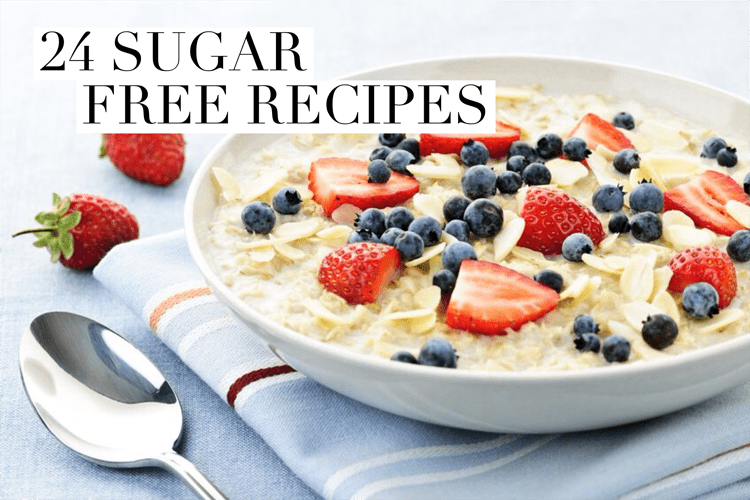 24 Sugar Free Recipes