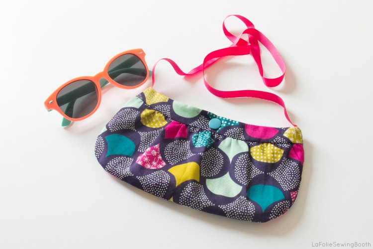 Little Girls Purse Pattern {free}