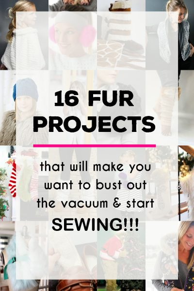 16 Fur Projects