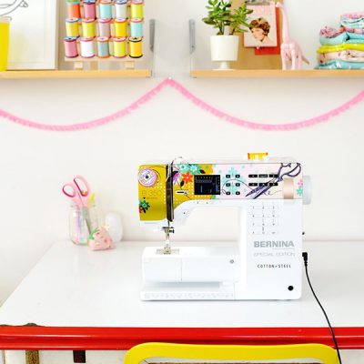 5 Things to Love in your Sewing Studio