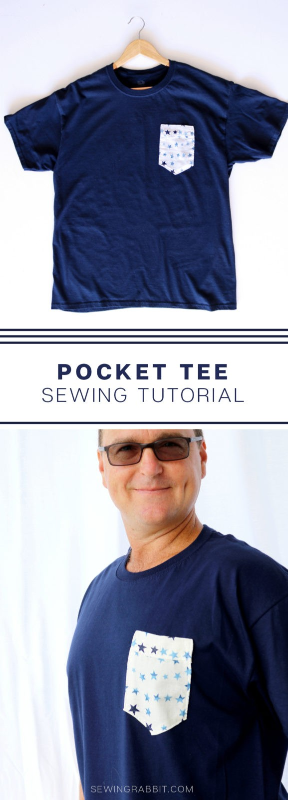 men's t-shirt DIY