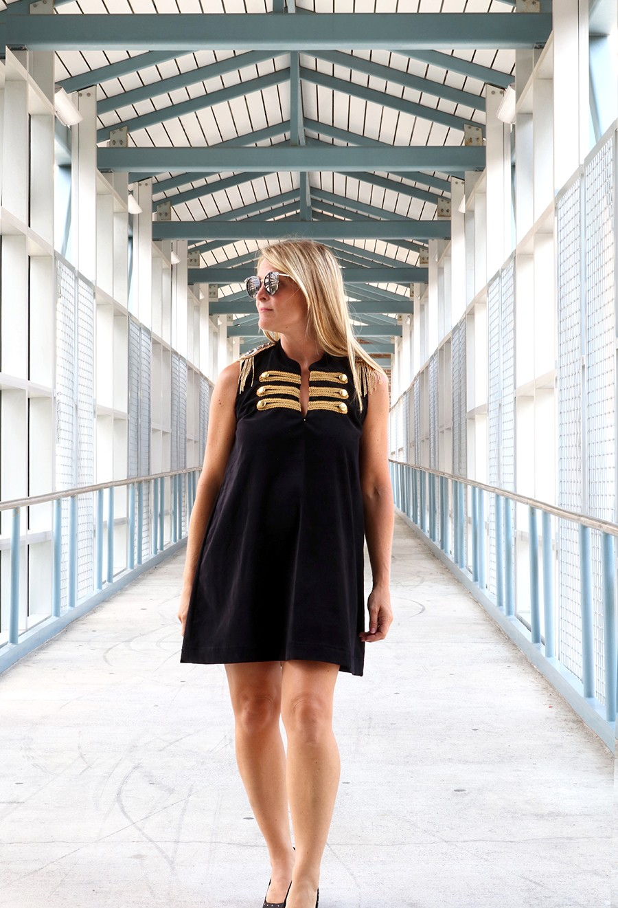 How to make a Beatles inspired A Line Dress