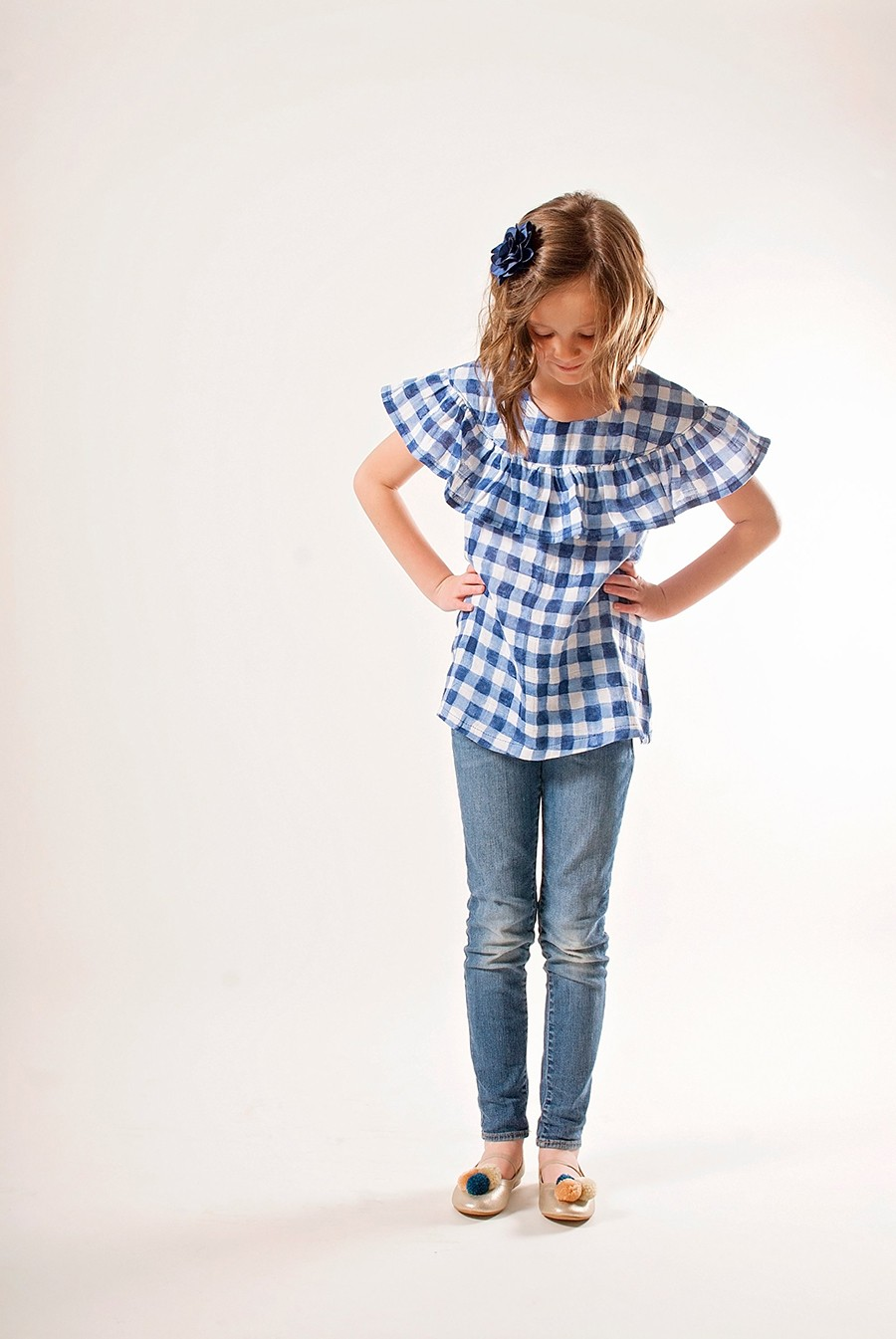 The Oh Darling Top and Dress, Shwin & Shwin Patterns