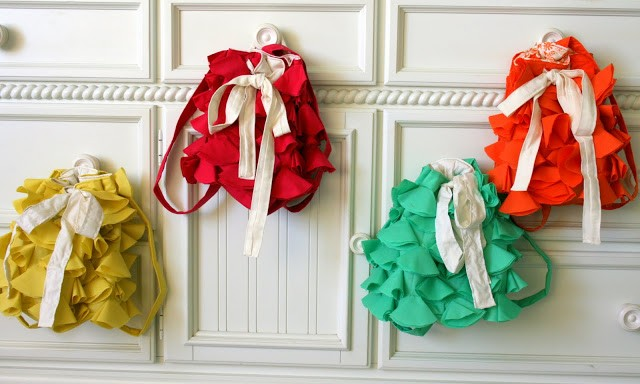 Bustle Backpack DIY – with Free Pattern!