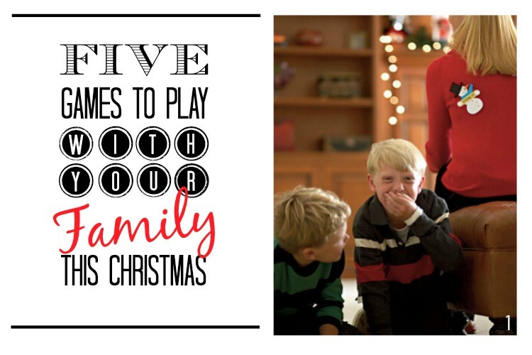 5 christmas games to play with your family - Family Games To Play At Christmas