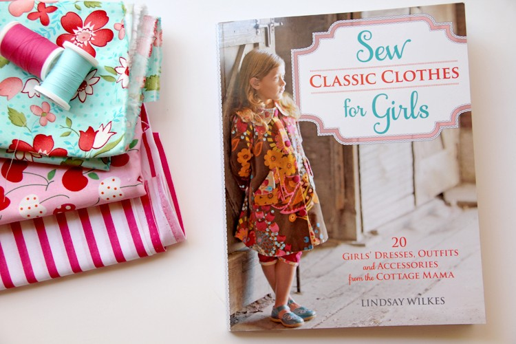 Sew Classic Clothes for Girls – from the Cottage Mama