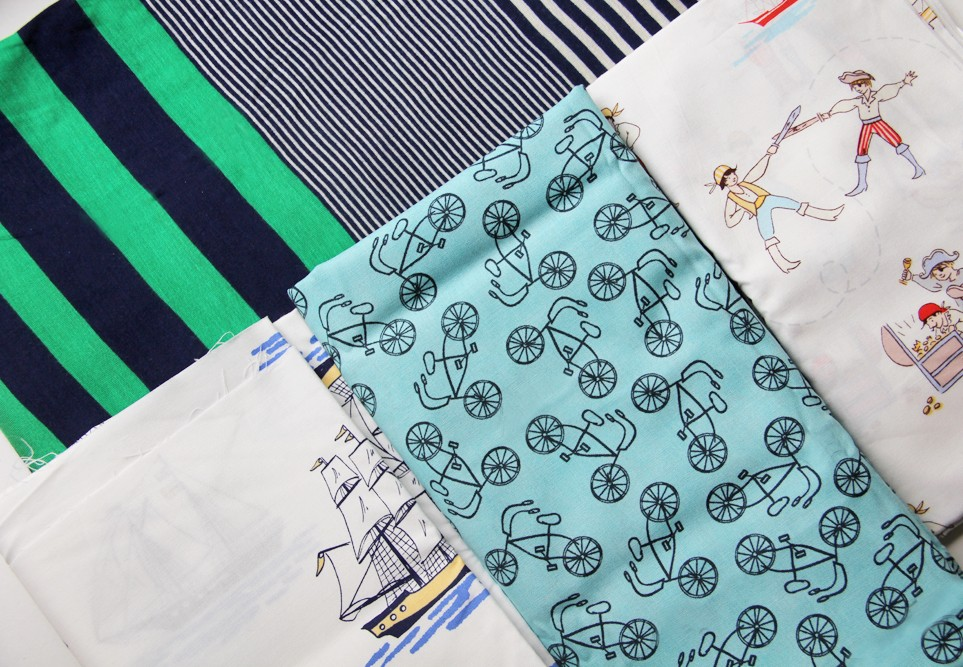 36 Yards of Fabric Giveaway