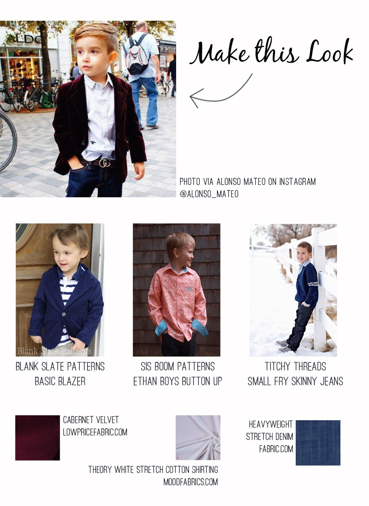 Make this Look – Kid Style
