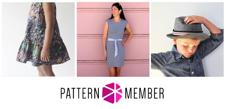 July Pattern Member Bundle