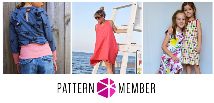 August Pattern Member Bundle