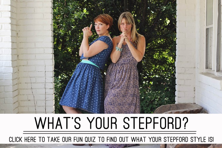 What's YOUR Stepford?
