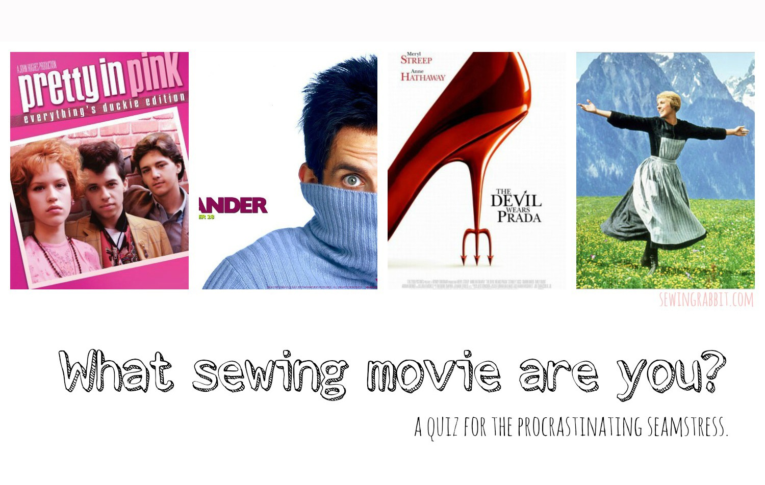 What Sewing Movie are You?