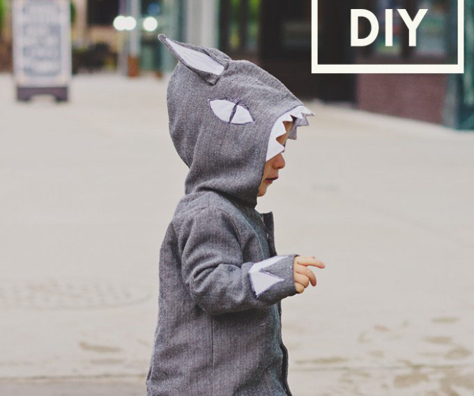 Wolfify your Coat – DIY