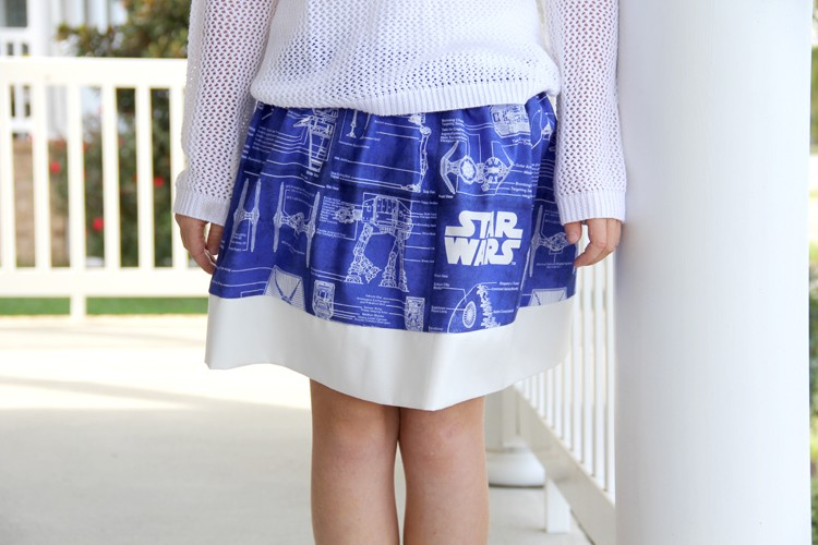 Mom of the Year Skirt DIY