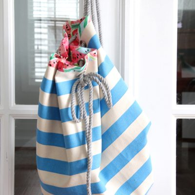Rope Beach Bag