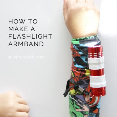 Flashlight Armband