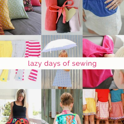Lazy Days of Sewing