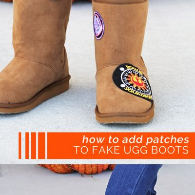 Patch Uggs