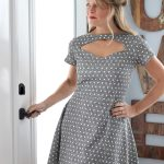 1940's Keyhole Dress Tutorial