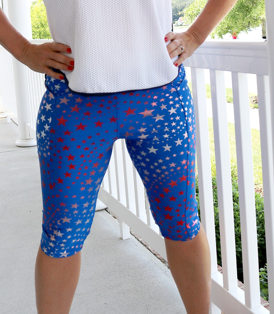 how to sew running pants