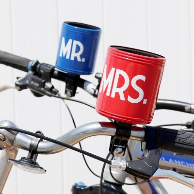 Custom Bike Coozie