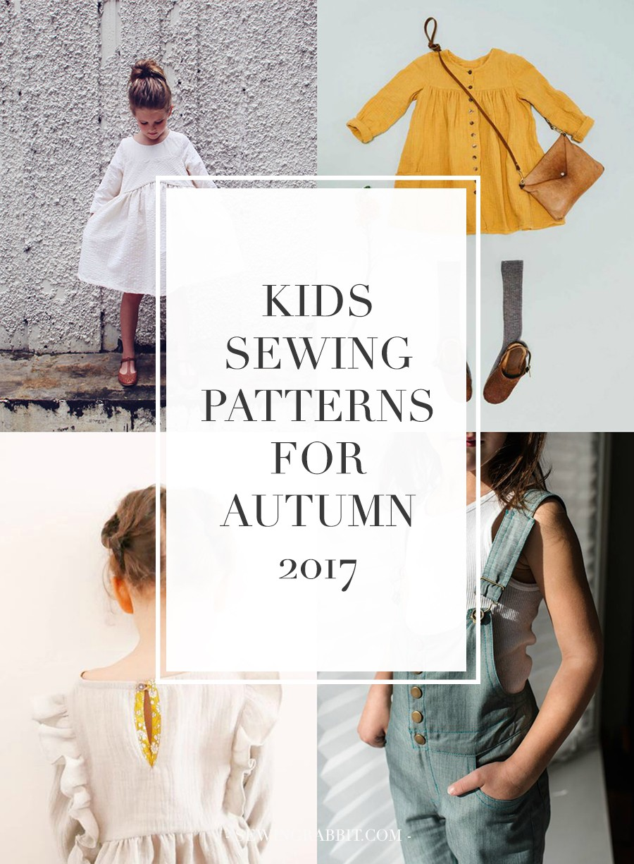 Sewing Pattern for Kids - Fall / Winter '17
