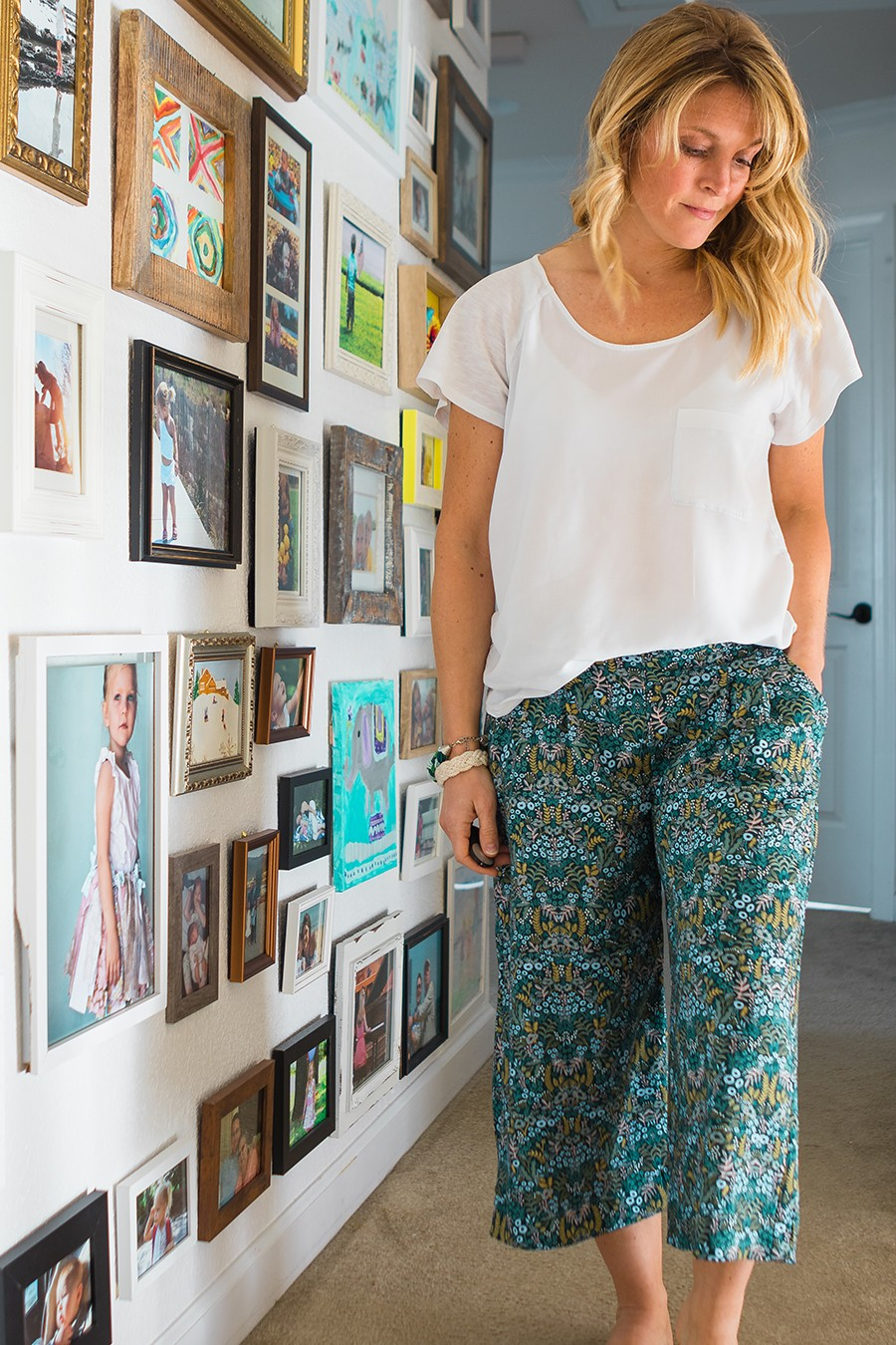 Emerson Crop Pants Sewing Pattern