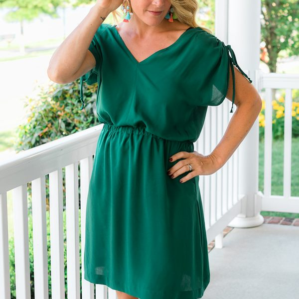 Kimmy Dress Sewing Pattern