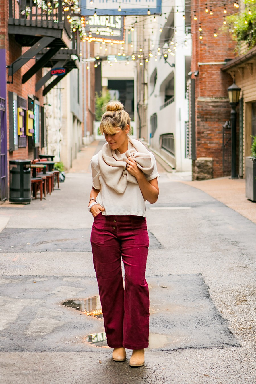 Laner Pants Sewing Pattern